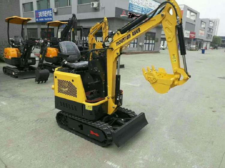 1.6Ton Mini Excavator With Cheap Prices For Sale Featured Image