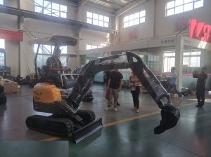 1.6Ton Mini Excavator With Cheap Prices For Sale