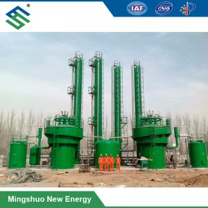 OEM/ODM China Biogas Storage -
