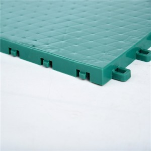 Top sport courts materials pp interlocking indoor futsal court flooring for sale