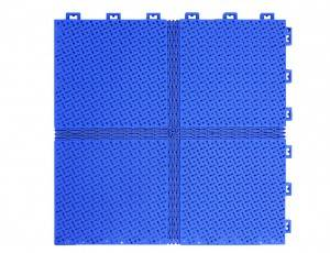 SSGB outdoor basketball court interlocking floor tiles floor for school