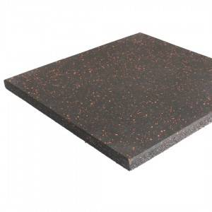 High quality 15mm thickness Rubber Flooring