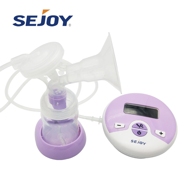 Hospital Grade FDA Approved Electric Single Silicone Breast Pump
