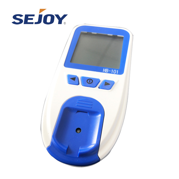 Factory Supply Handheld Digital Temp Thermometers - High Performance Clinical Anemia Daily Check Hemoglobin Test Equipment – Sejoy Electronics