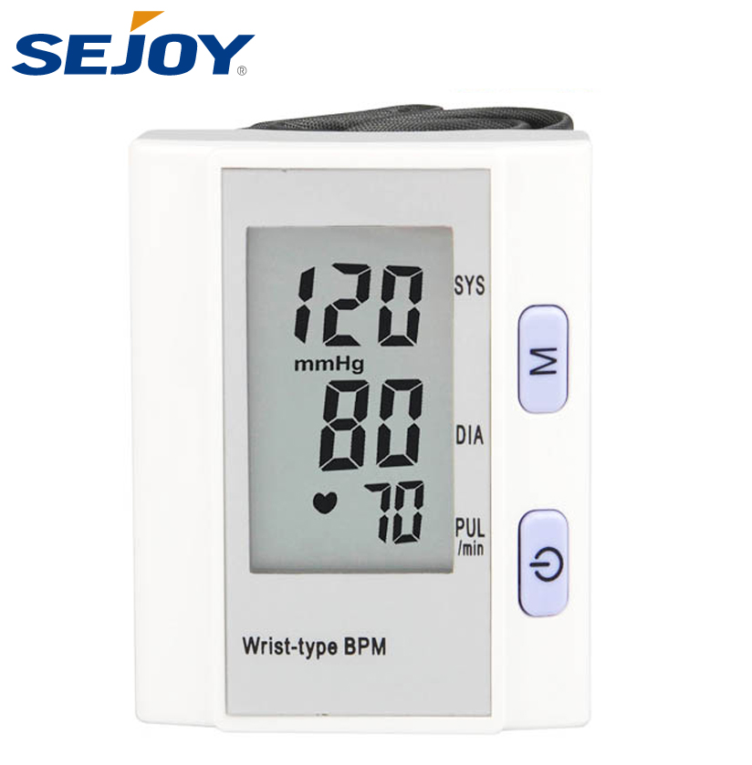New Arrival China Portable Ear Infrared Thermometer - Medical Equipment Wholesale Household Wrist Watch Sphygmomanometer – Sejoy Electronics