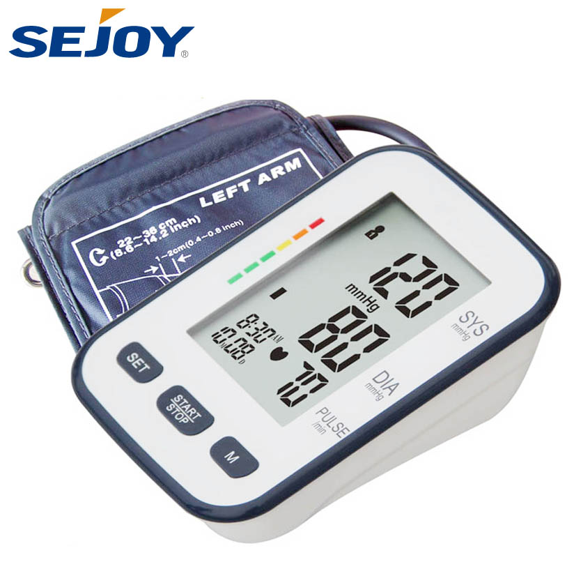 OEM Home Care Upper Arm Automatic Digital Blood Pressure Monitor Featured Image