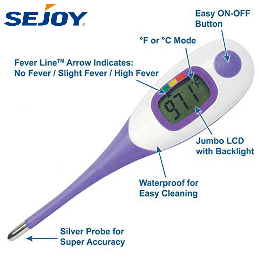Ce Economical Baby Digital Thermometer