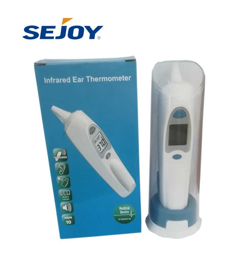 Dual Scale Household Hospital Electronic Infrared Ear Thermometer