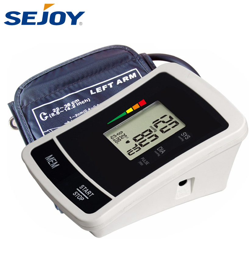 Medical Supplies Automatic Digital Arm Blood Pressure Monitor