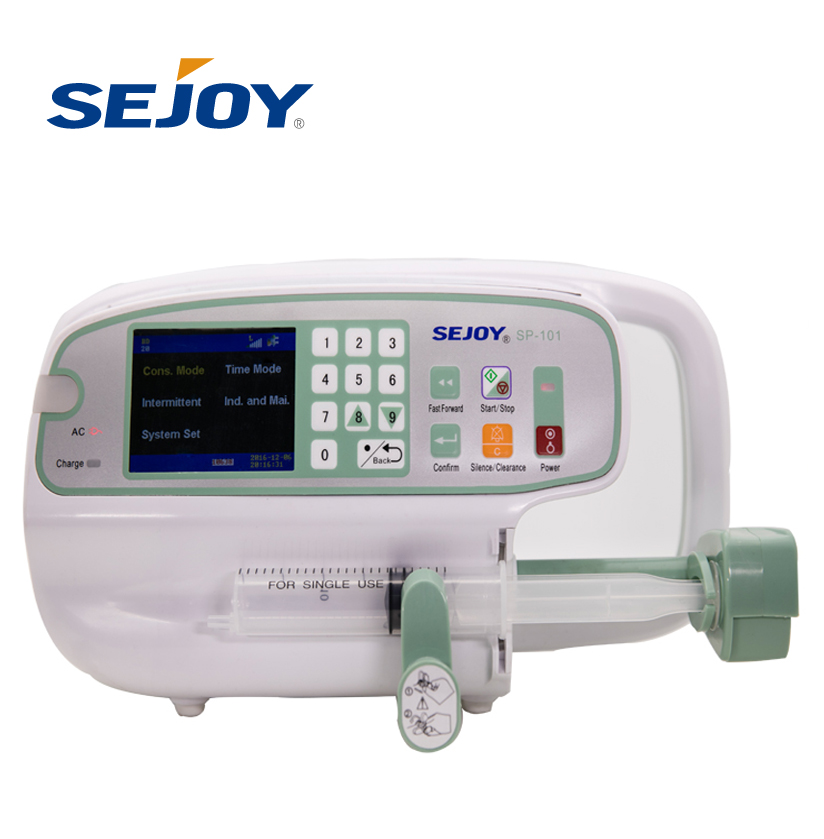 Manufacturers Medical Ambulatory Electronic Syringe Infusion Pump
