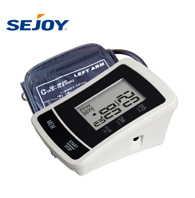 SEJOY Ambulatory Wearable Arm Talking Blood Pressure Monitor