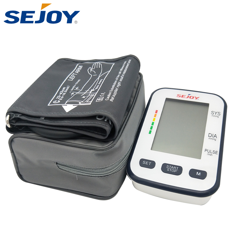 OEM Home Care Upper Arm Automatic Digital Blood Pressure Monitor