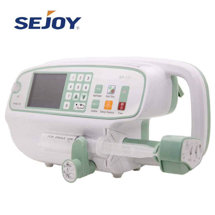Harga Best Medical Equipment automatik ICU Micro Single Infusion Syringe Pump