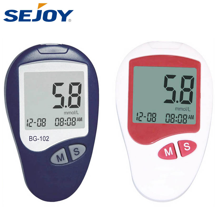 Digital Medical Devices Electronics Blood Glucose Meter