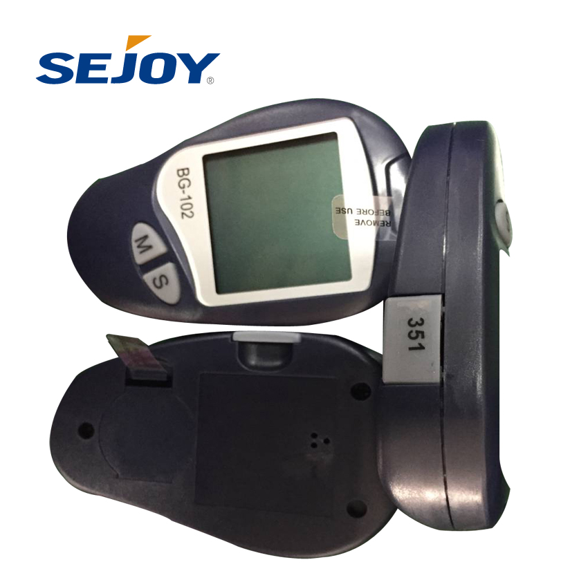 Portable Quick Check HIgh Accuracy Hospital Glucose Monitor