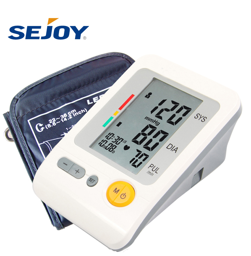 Certified Professional Health Check Electronic Digital Sphygmomanometer