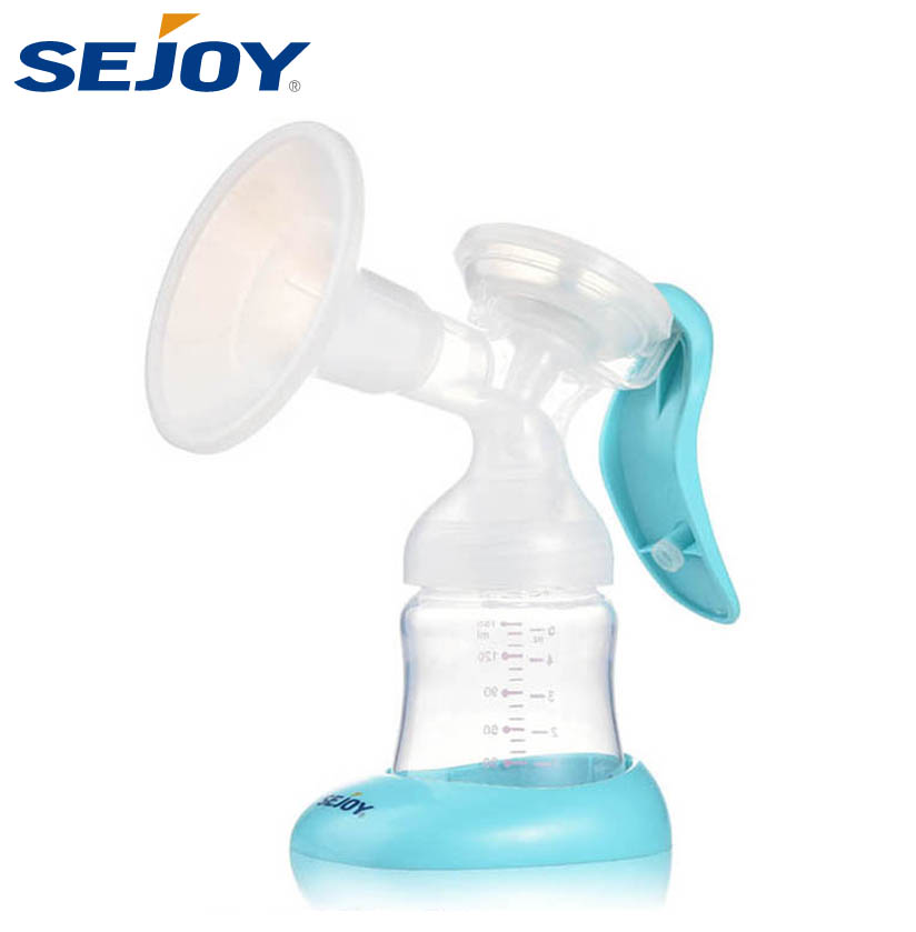 Factory Simple Food Grade Silicone Neny Manual nono Pump
