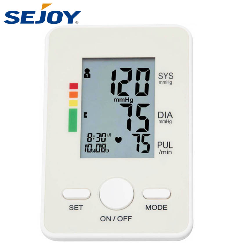 Eco Friendly Medical Equipment Large LCD Monitor Blood Pressure
