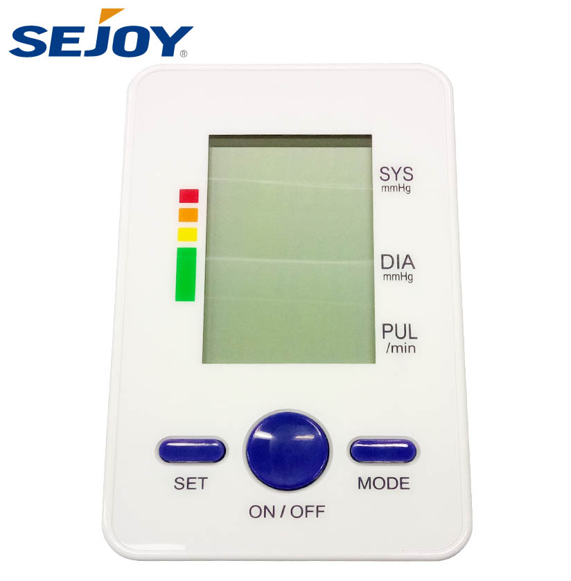 Elderly Care Products Electric Upper Arm Digital Blood Pressure Monitor Featured Image