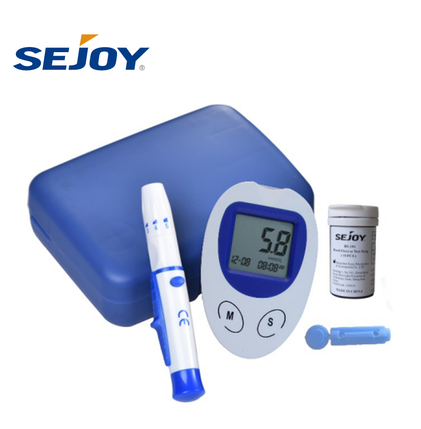 Home High Accuracy Check Glucose Meter Kit