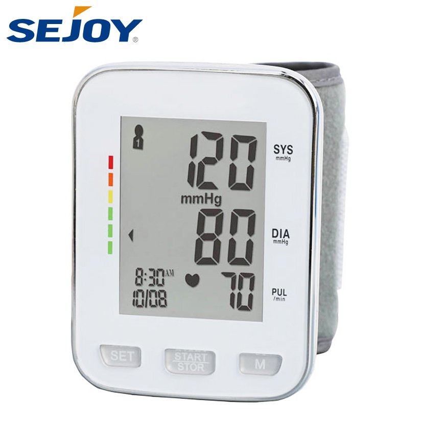 Zhejiang Medical Eco Friendly Automatic Wrist Watch Blood Pressure