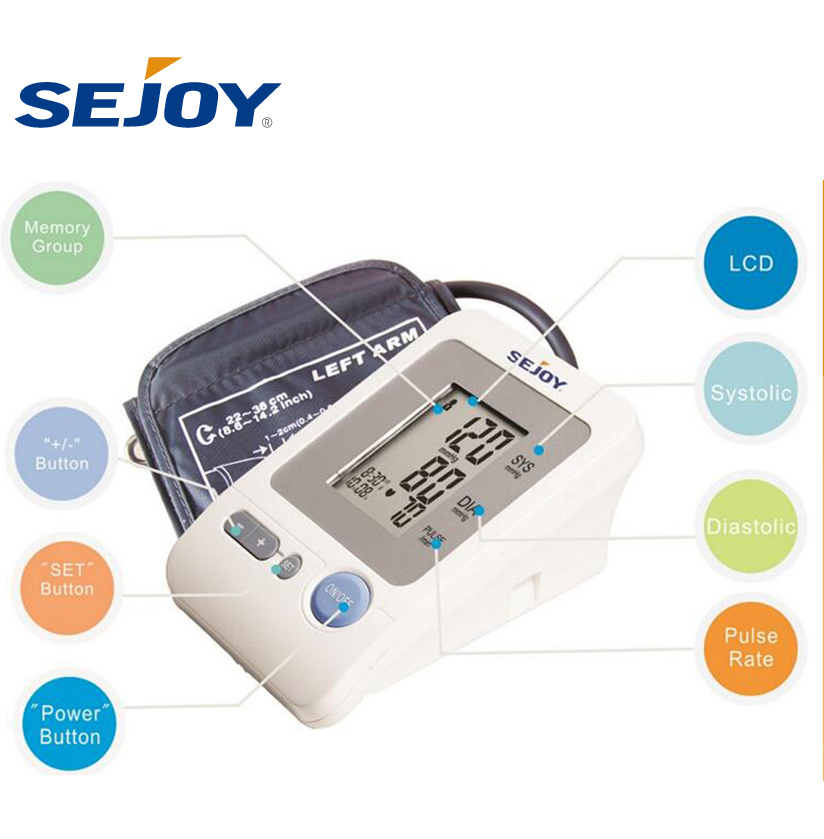 OEM Home Automatic Standing Blood Pressure Monitor