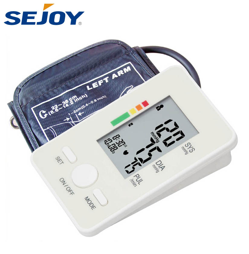 Elderly Care Products Electric Upper Arm Digital Blood Pressure Monitor