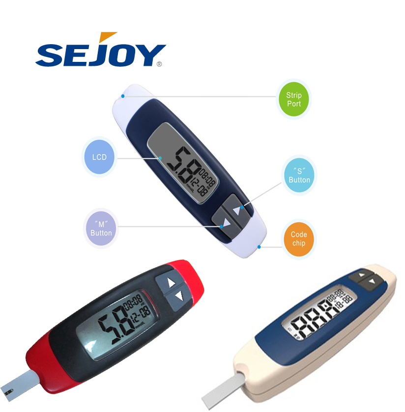 Hospital Diabetes In Vitro Test Continuous Free Glucose Meter