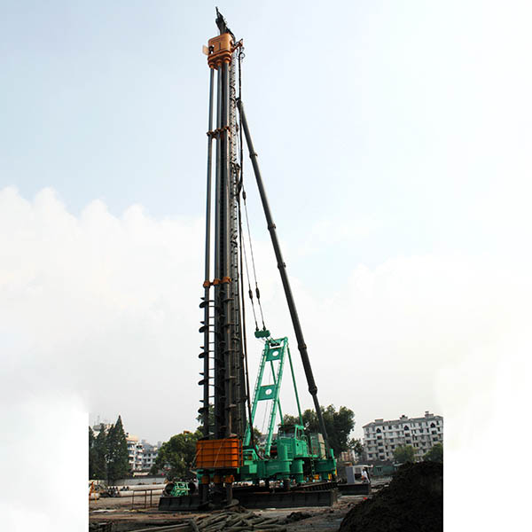 OEM/ODM China Piling Rig Machine Manufacturer - JB160A Hydraulic Walking Piling Rig – Engineering Machinery