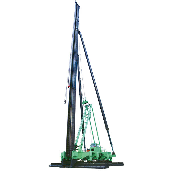 China Supplier Hydraulic Static Pile Driver Manufacturer - JB180 Hydraulic Walking Piling Rig – Engineering Machinery
