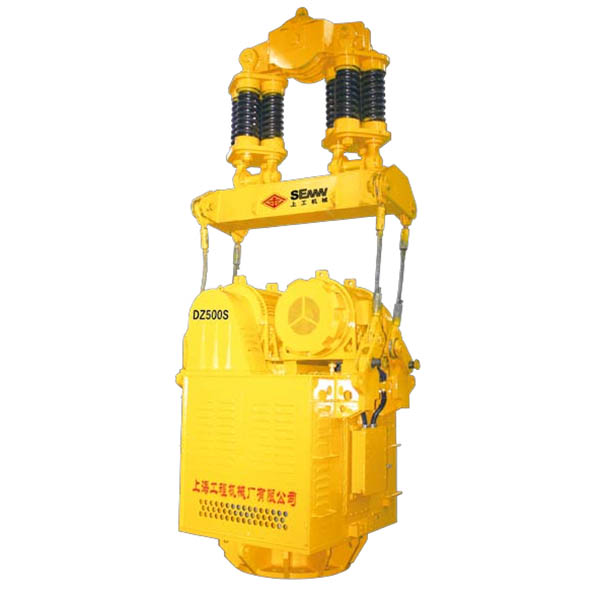 Hot New Products Dz300 Electric Driven Vibratory Hammer - DZJ/DZ electric driven vibro hammer – Engineering Machinery