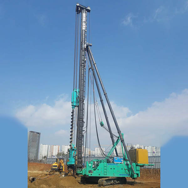 OEM/ODM China Rotary Drilling Rig Machine - SPR 115 Hydraulic Pile Driving Rig – Engineering Machinery