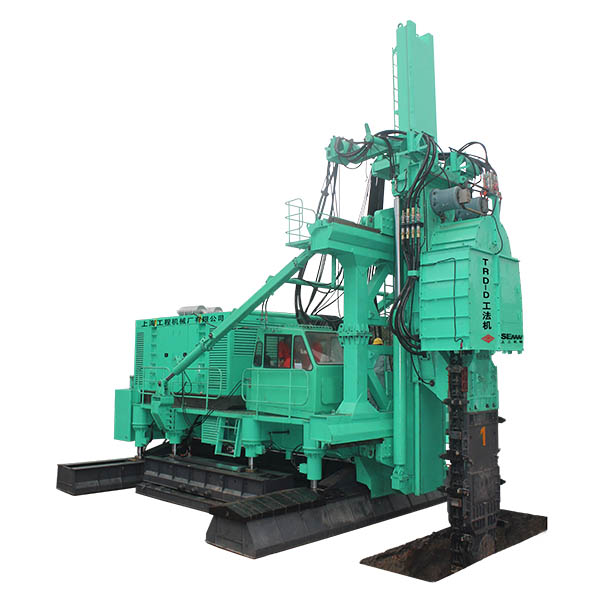 Wholesale Piling & Drilling Equipment Manufacturer - TRD-60D/60E Trench cutting & Re-mixing Deep wall Series method equipment – Engineering Machinery