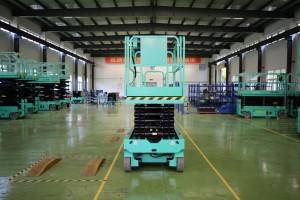 S07 Series Self-Propelled Scissor Lifts