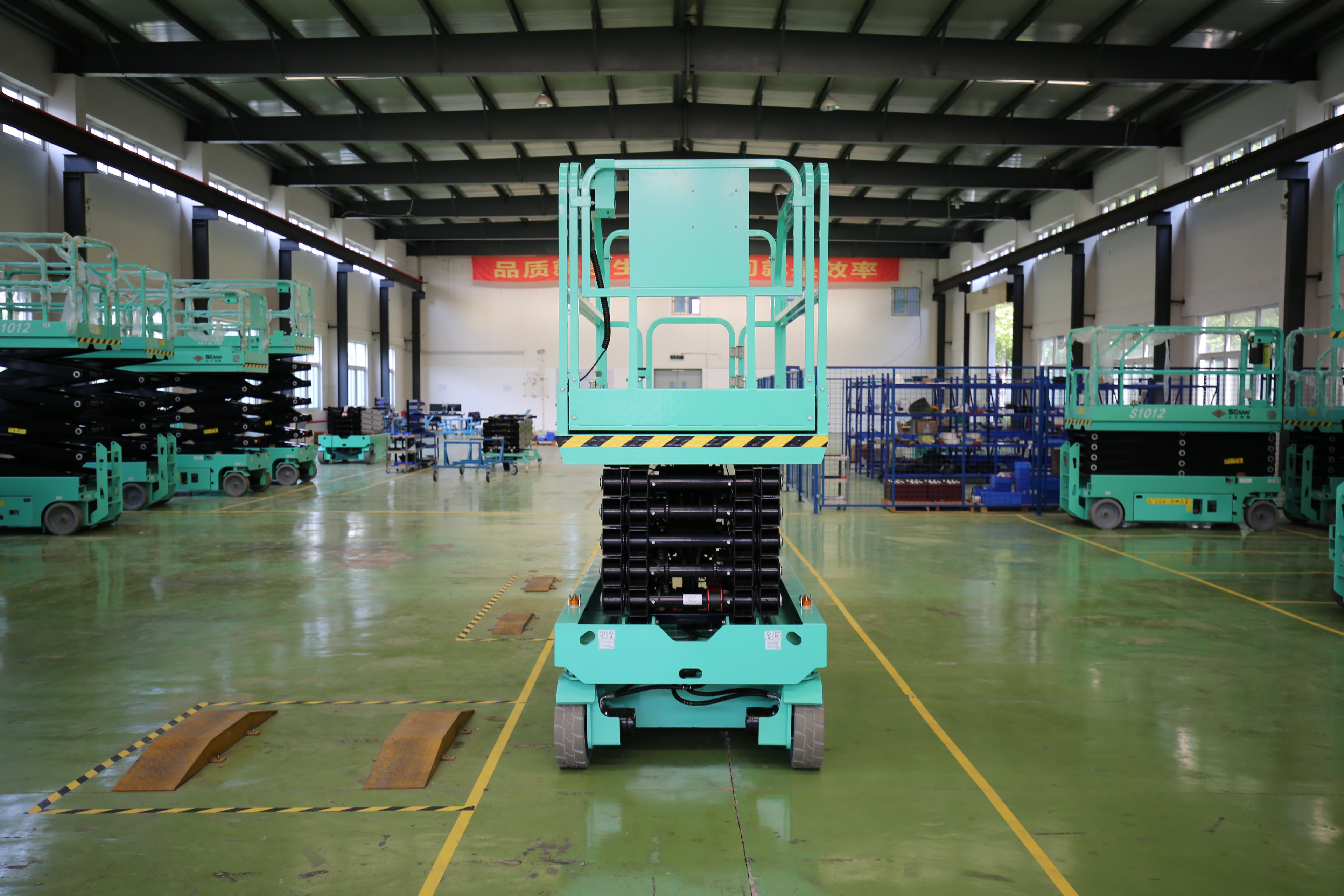 S07 Series Self-Propelled Scissor Lifts Featured Image