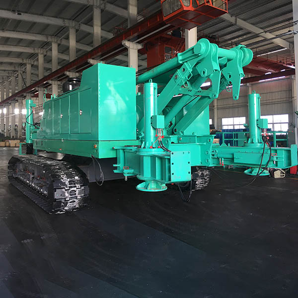 2019 wholesale price Spr115 Hydraulic Pile Driving Rig - SPR 115 Hydraulic Pile Driving Rig – Engineering Machinery detail pictures