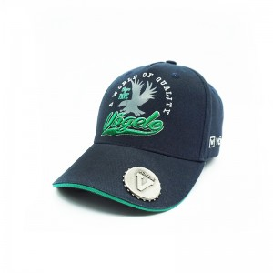 Promotional Cap Exquisite 3d Embroidered Sandwich Beer Opener