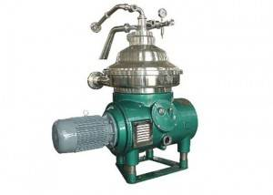 Factory making Alfalfa Meal Pellet Mill - Vertical centrifuge – Sensitar Machinery