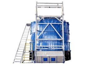 Animal Manure Compost Organic Fertilizer Fermentation Machine