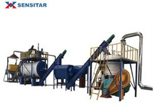 Poultry Feather Meal Rendering Plant