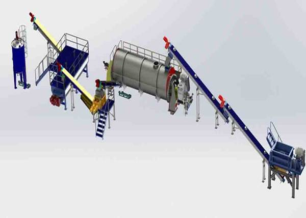 Fish Meal Rendering Plant Featured Image