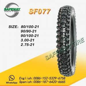 CROSS TIRE SF077 HT DESGIN OFF ORAD