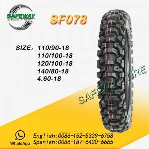 CROSS TIRE SF078  HT EXTREME OFF ROAD
