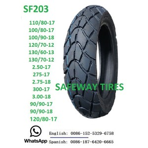 Cross tires SF203
