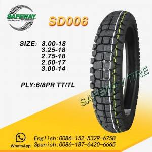 Personlized Products Motorcycle Tire 140/70-17 -