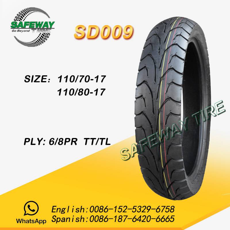 Street tire  SD009 Featured Image
