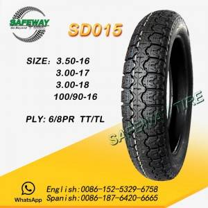 High Quality for Caucho 300-18 Fabricante China -