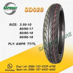 Scooter Tire SD028