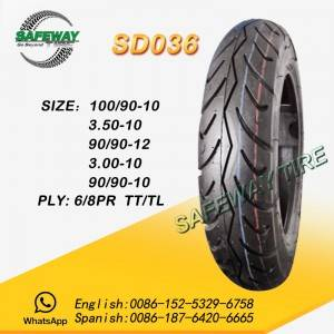 Scooter Tire SD036