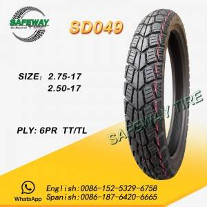 Cross Tire SD049